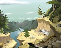 Nature Scene Painting