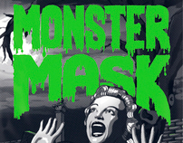 Real Monster Mask