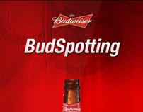 BudSpotting mobile app concept