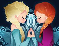Frozen: Elsa & Anna