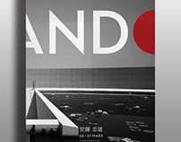 Tadao Ando : Exhibition Poster