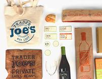 Trader Joe's Rebrand