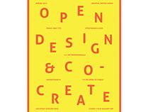 Open Design & Co-Create
