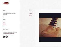 ReCORK Tumblr Theme