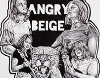 Angry Beige cover art