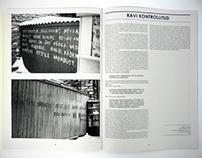 Estonian Academy of Arts Journal NR.4—Editorial Design