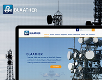 Blaather for Telecommunication