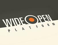 Wide Open Platform Website
