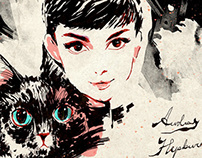 happy birthday to Audrey Hepburn