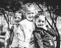 The Three Little Ladies