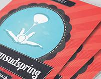 Event Flyer - Parachute Contest