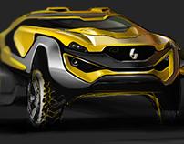 Renault Dakar