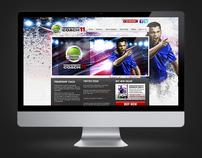 Premiership Coach 2011 Website
