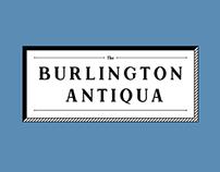 Burlington Antiqua | Font