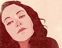 Rotoscope portraits