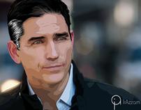 Mr. Reese - Vector Art by Ihya R. 'Azzam