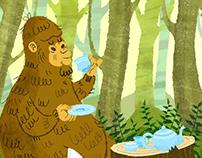 Bigfoot Busted