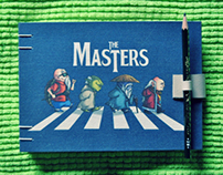 Jo Ken Po and The Masters Limited Edition (Feer Collab)