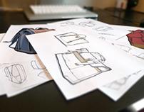Sketching Bags