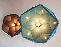 New version of the Solid Lampshade!