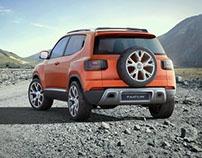 VW Taigun | Compositing - CGI
