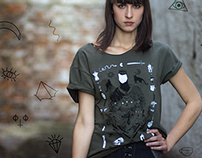 Trú meets Sewologylab T-Shirts