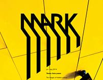 MARK magazine concept