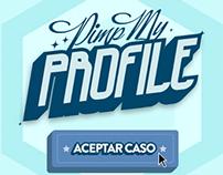 PIMP my Profile - Cibertec