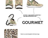 Gourmet Footwear - THE 35 LITE CAMO LX
