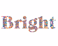 BRIGHT 2 YEAR ANNIVERSARY promo animation
