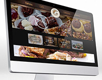 Website for The Upper Crust