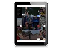 blinkx.com UI & Project work
