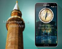 Muslim Prayer Time
