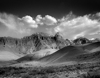 Grand Canyon, Black and White