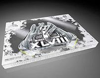 Super Bowl XLVIII Glove Box