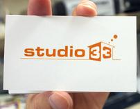 Studio 33 - Multimedia Corporate Identity
