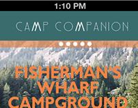 Camp Companion App