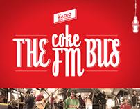 THE COKE FM BUS