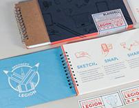 Designer's Legion Self Promotion