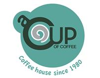 coffee house branding