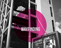 Lisbon. WCDC '13 Wayfinding Project