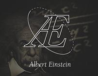 Albert Einstein Biography Webpage