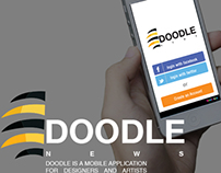 DOODLE NEWS APPLICATION FOR ISO
