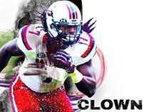 Jadeveon Clowney Design