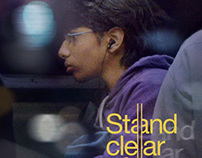 Stand Clear of the Closing Doors Movie Poster