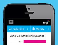 NRG Clean Power Advisor: iPhone App