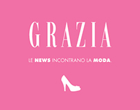 Grazia at Milano Fashion Week