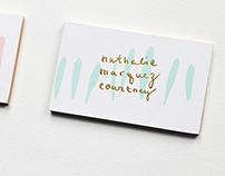 Nathalie Marquez Courtney Branding