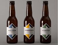 Lysebu Beer Packaging