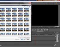 Animating a Sequence of Images in Adobe Premiere